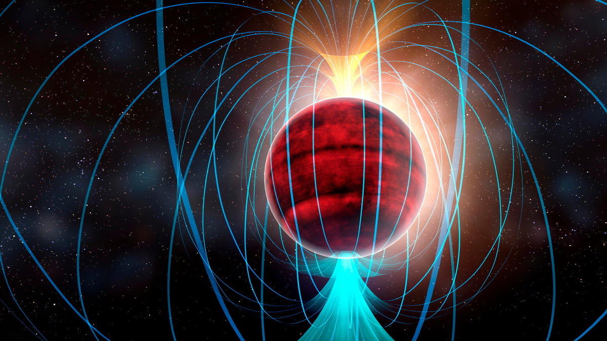 Tiny Star Shoots Out Flares 10,000 Times Brighter Than the Sun's (Video)