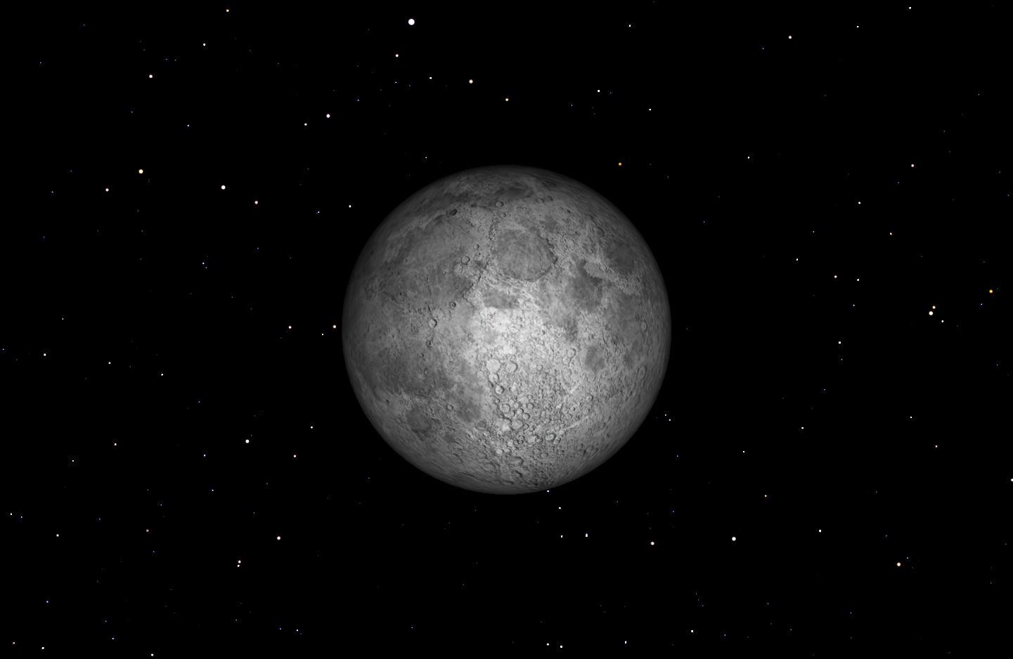 Full Moon, January 2016