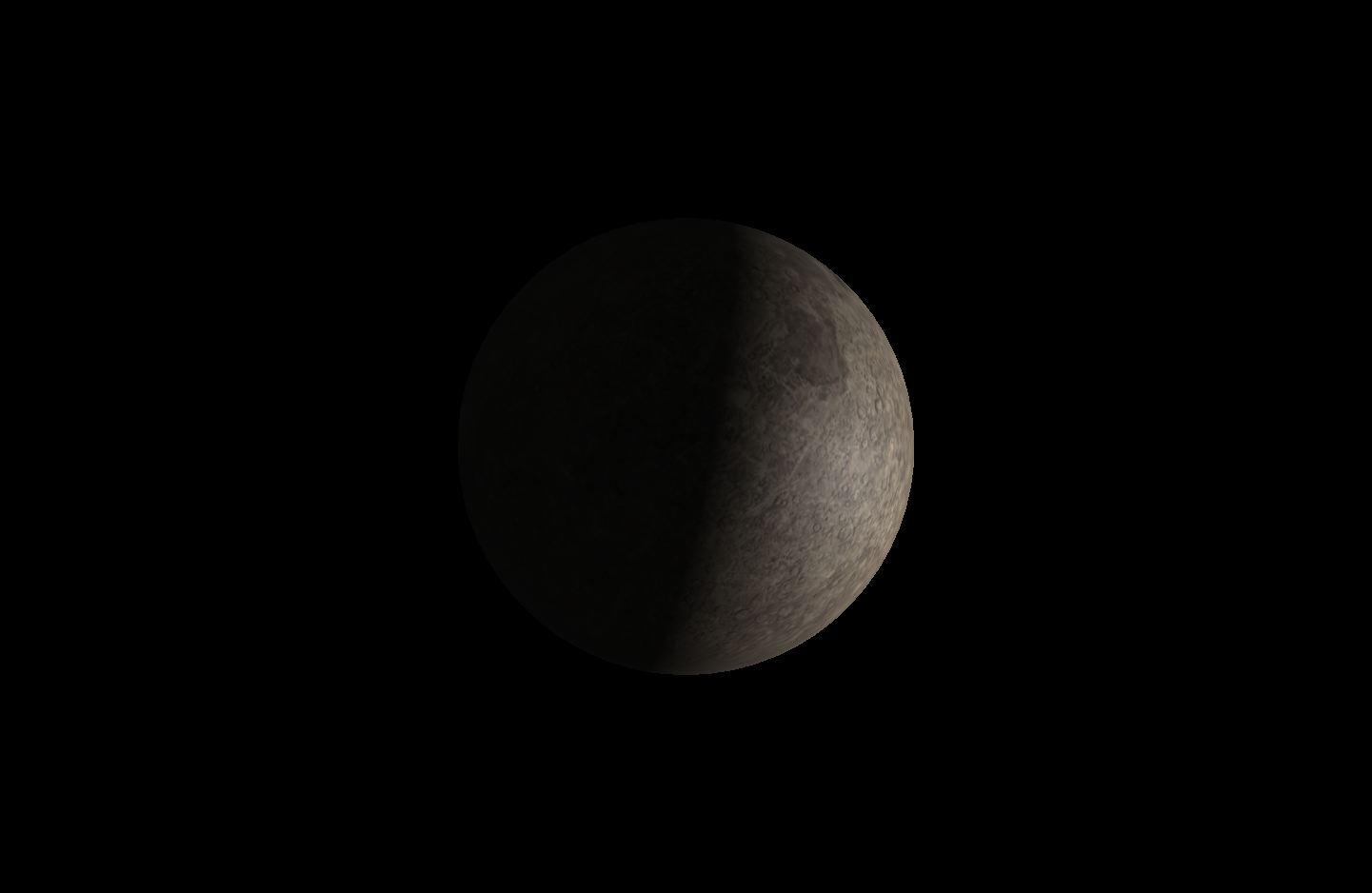 Mercury, January 2016