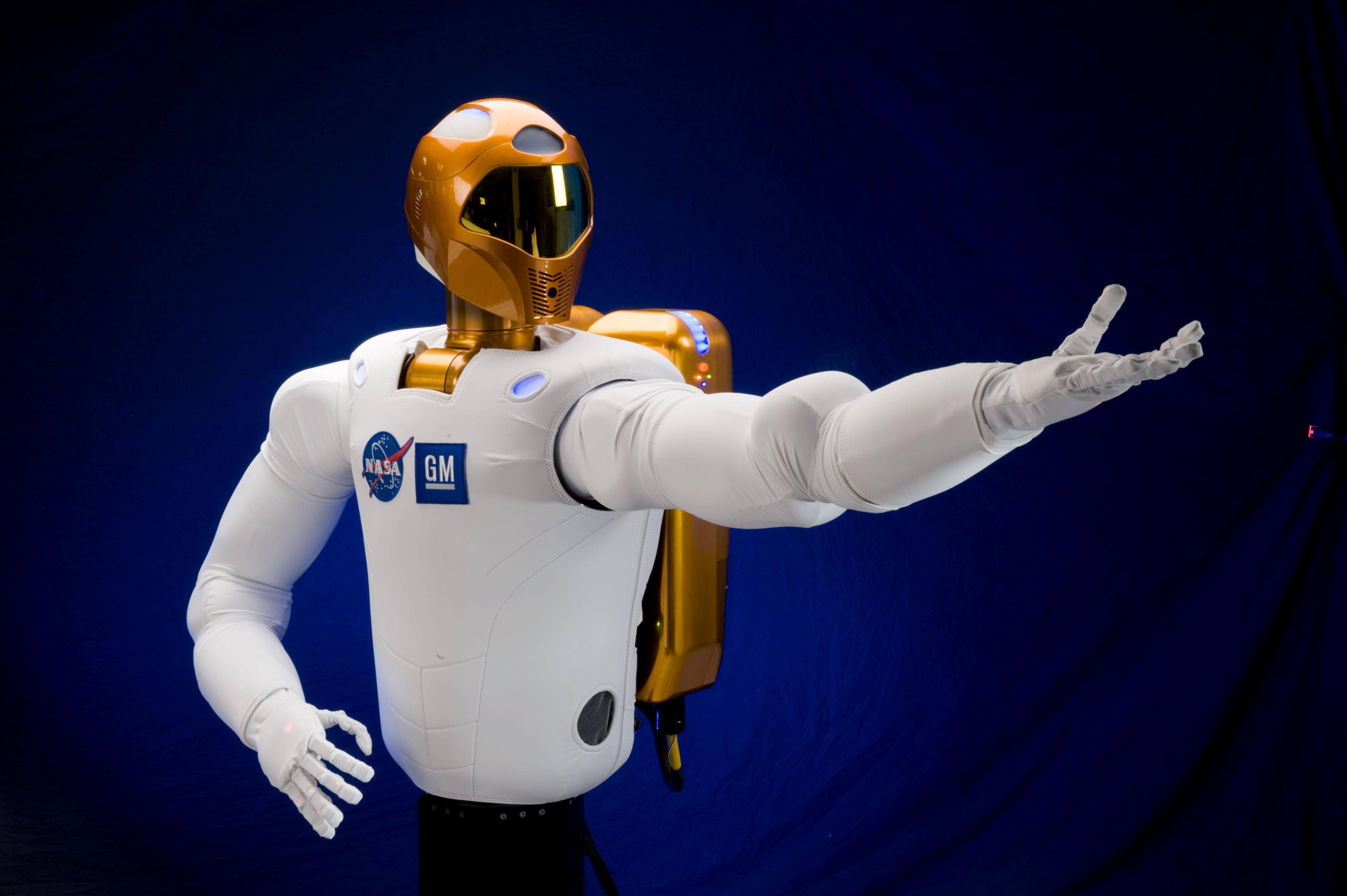 Move Over, R2-D2! NASA Already Has Plenty of Robots in Space