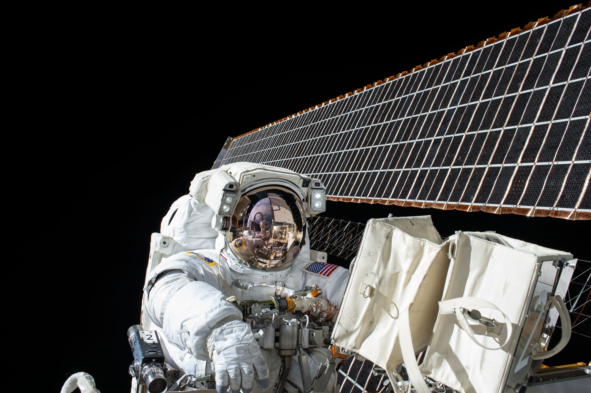 Astronauts May Take Surprise Spacewalk to Fix Space Station: NASA