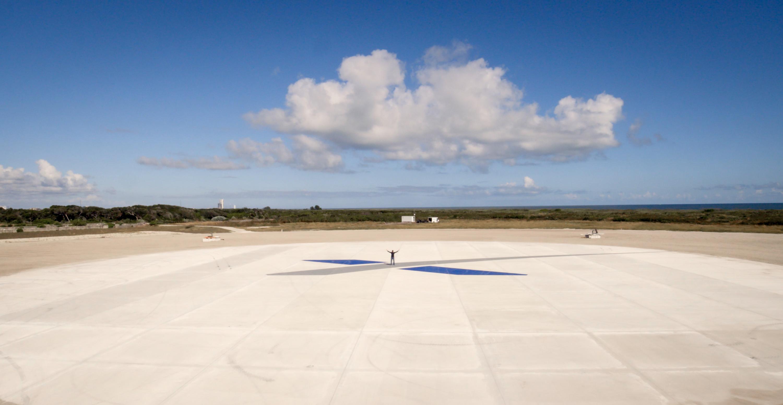 Landing Pad 1
