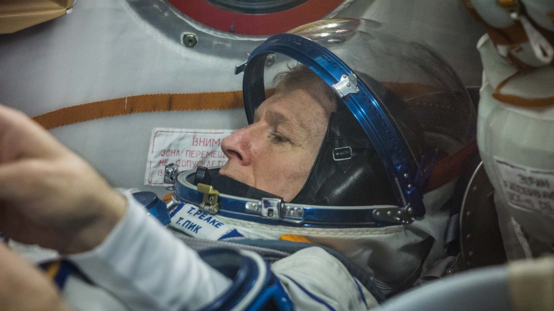 British Astronaut Tim Peake to Run London Marathon in Space