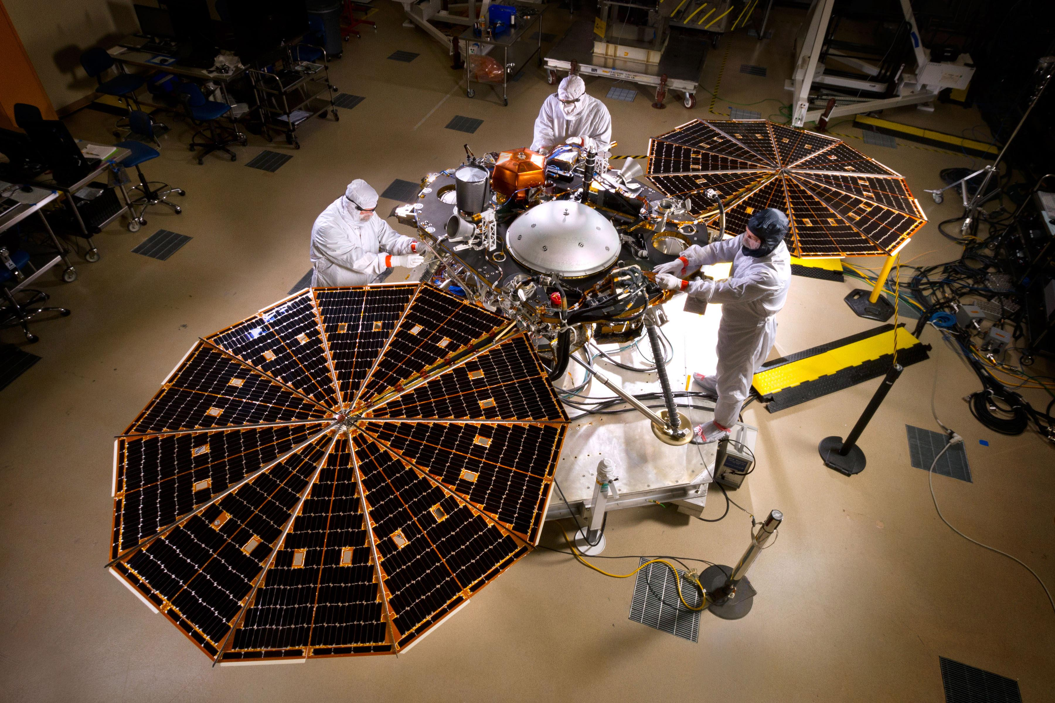 What Does NASA Mars Lander's Launch Delay Mean for Red Planet Exploration?