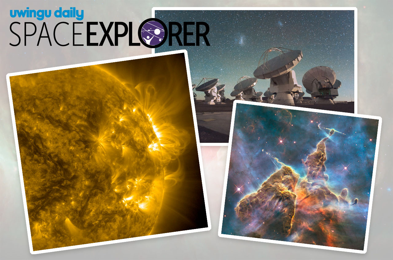You've Got Space Mail: New Service Offers Daily Space Photos in Your Inbox