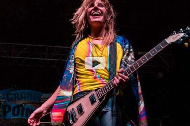 What 39 S Behind Rocker Grace Potter 39 S Space Fashion Video