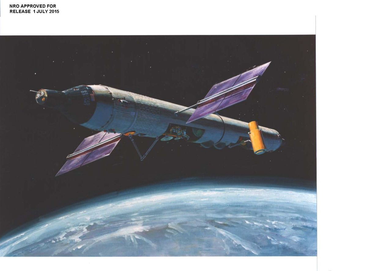 Declassified: US Military's Secret Cold War Space Project Revealed