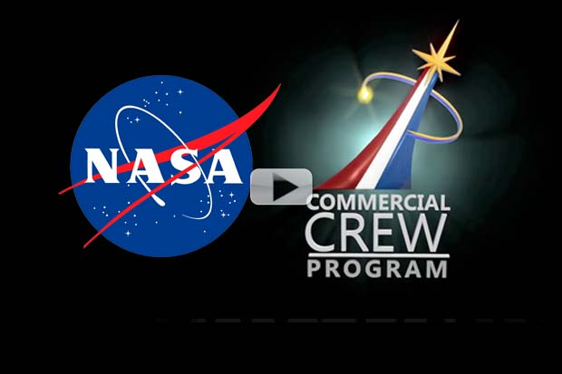 NASA's Commercial Crew - 2015 Year In Review | Video