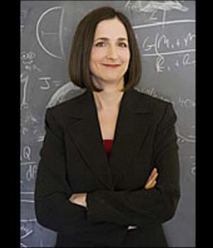 Exoplanet scientist Sara Seager.
