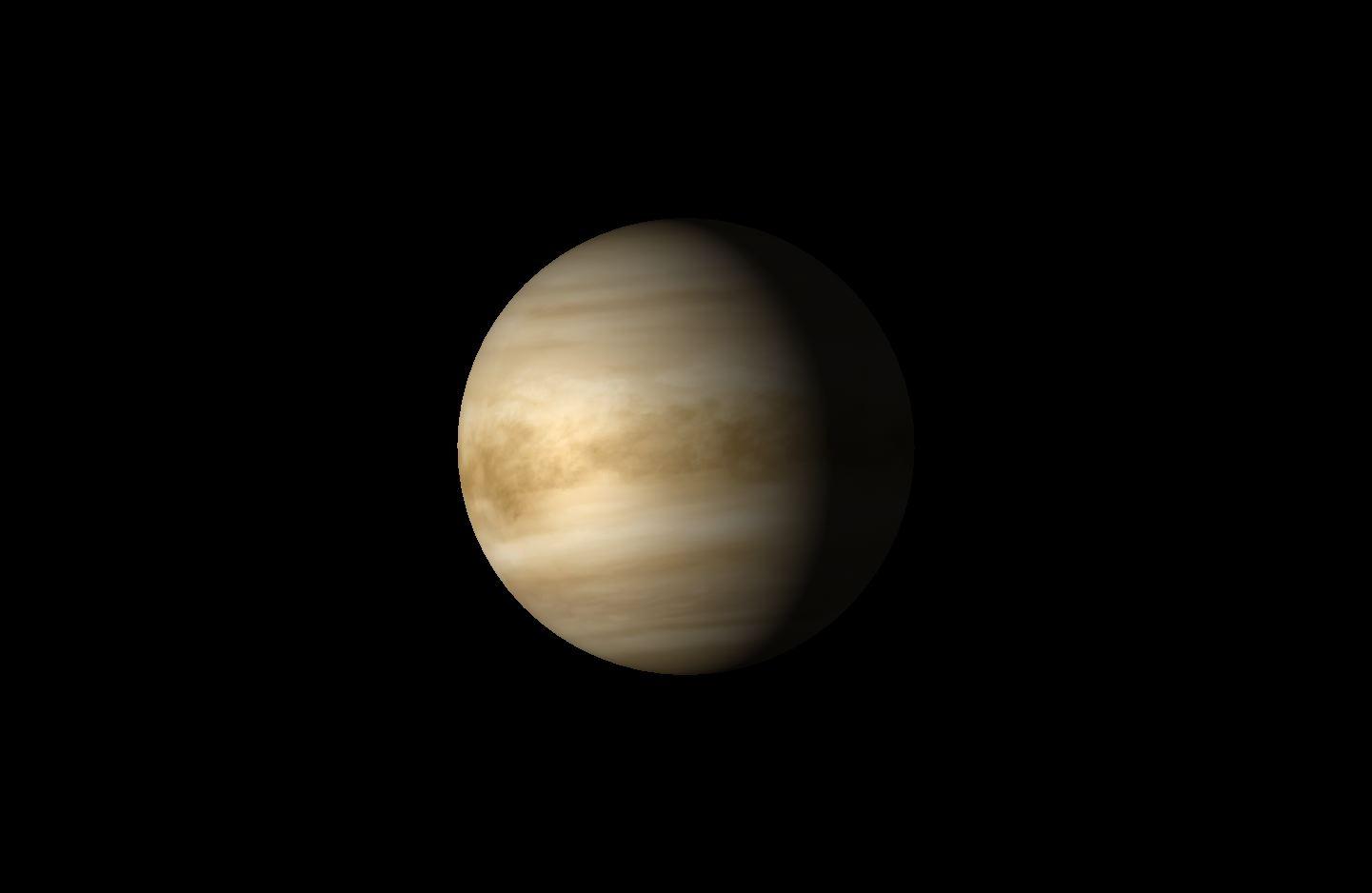 Venus in January 2016