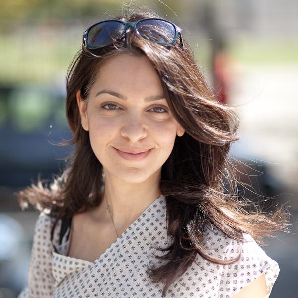 Sara Goudarzi