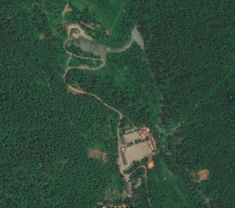 Satellite Images Show Suspected North Korean Nuclear Test Site