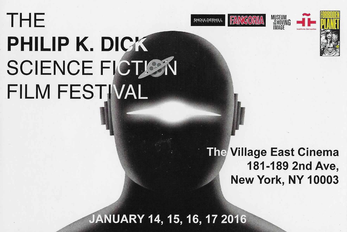 Sneak Peek: Philip K. Dick Science Fiction Film Festival Comes to NYC