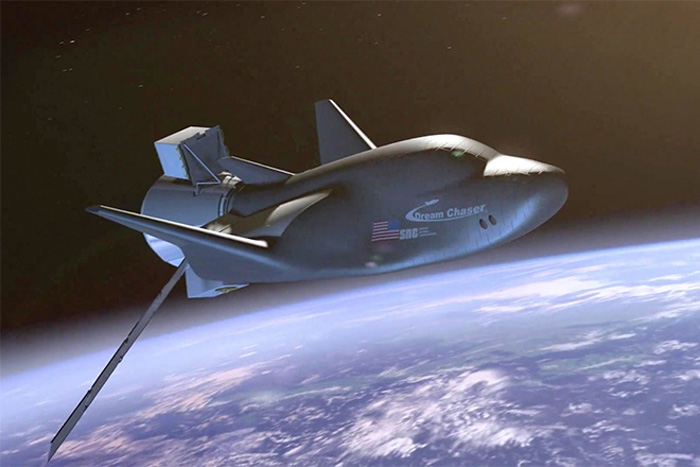 Dream Chaser Spaceplane to Supply the Space Station