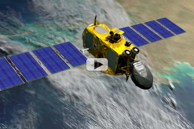 NASA Jason-3 Mission To Track Rising Sea Levels | Video