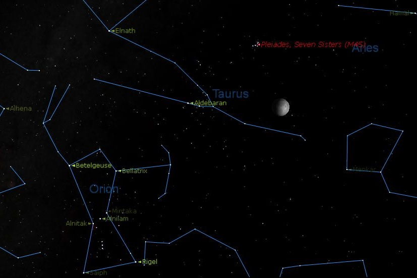 Taurus the Bull Takes Charge in the Night Sky This Week