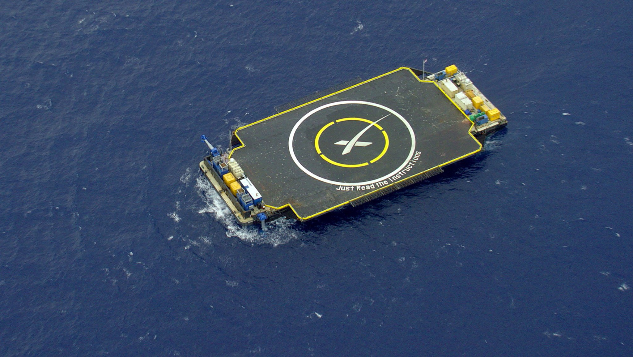 SpaceX Bullish on Odds of Rocket-Landing Success Sunday
