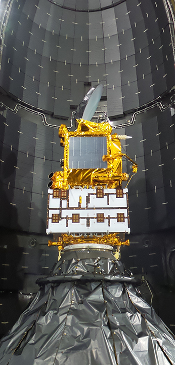 Jason-3: Satellite Close-up