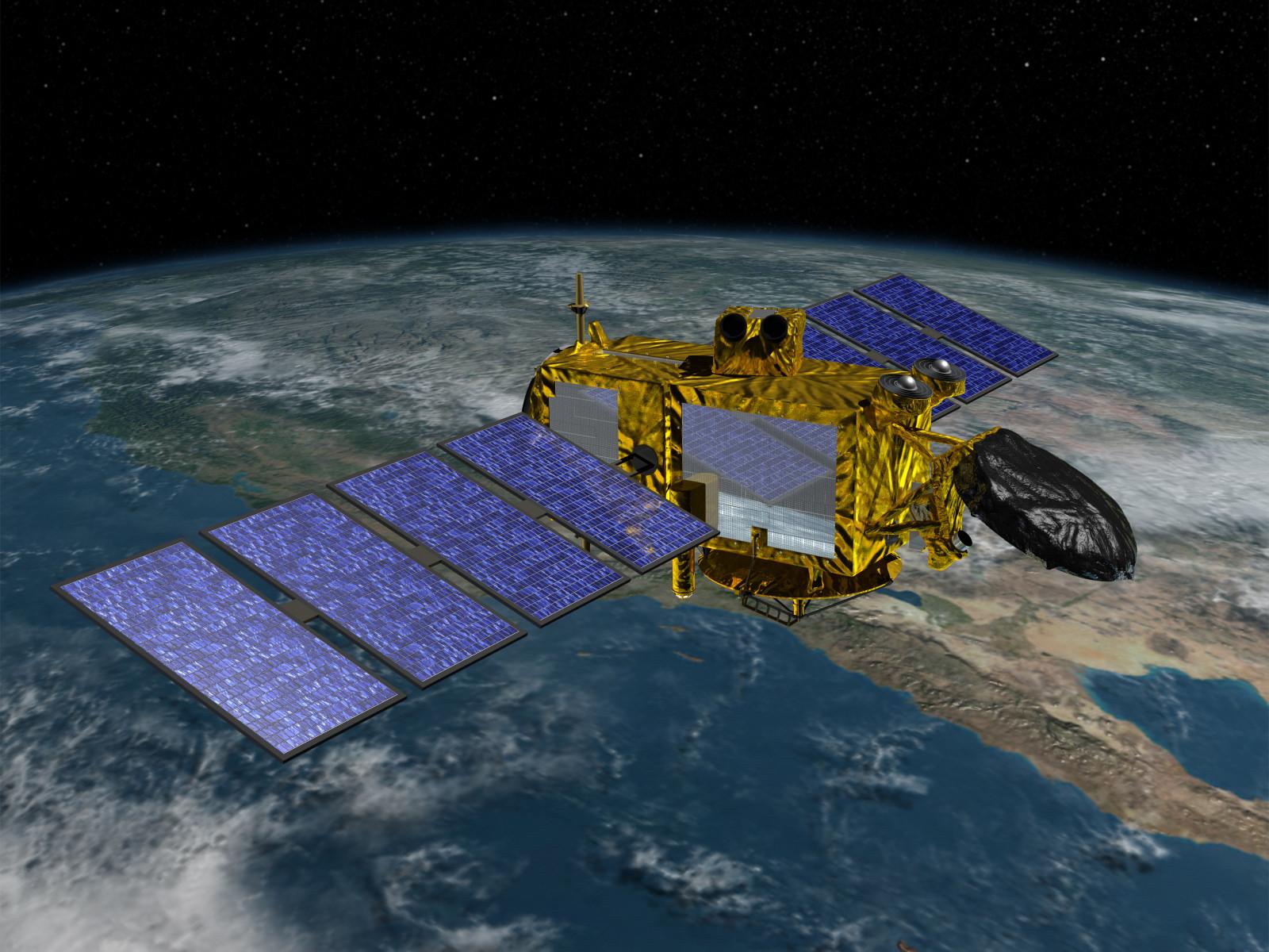 Jason-3 Satellite Concept