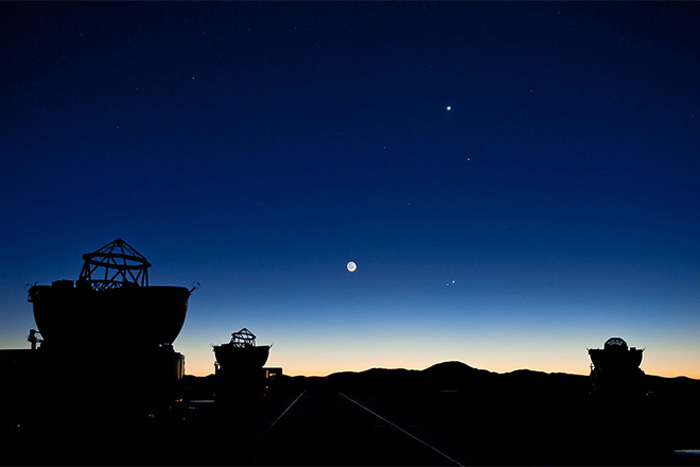 Five Planet Conjunction to Dazzle Night Skies This Week