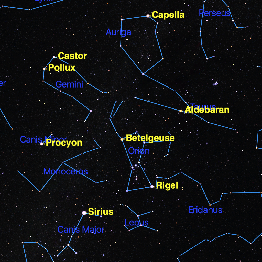 Orion the Hunter: Spot Beloved Constellation Overhead Now