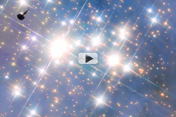 Hubble Telescope Opens Cosmic Jewel Box | Video