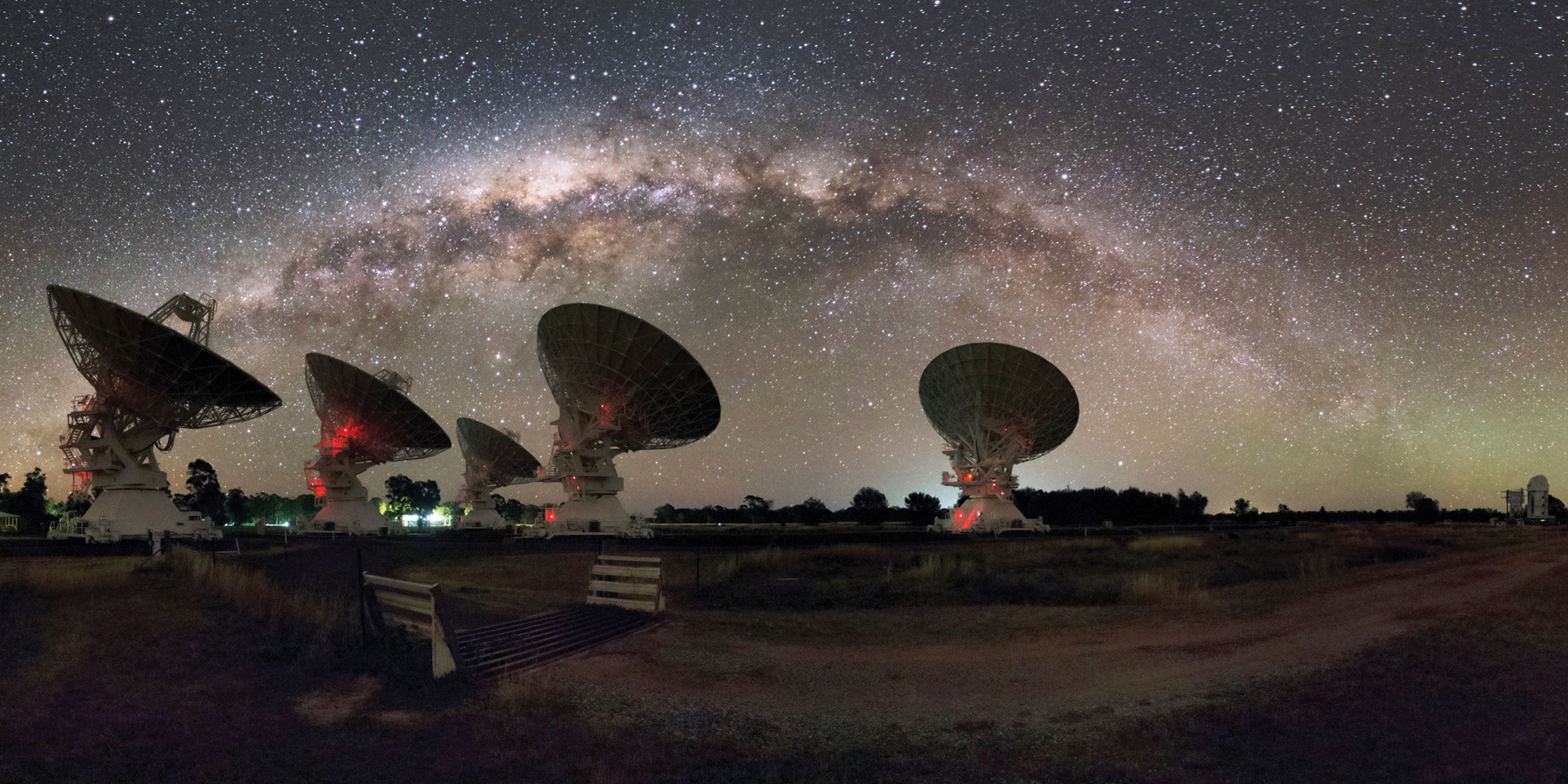Invisible Space 'Noodles' May Lurk in the Milky Way
