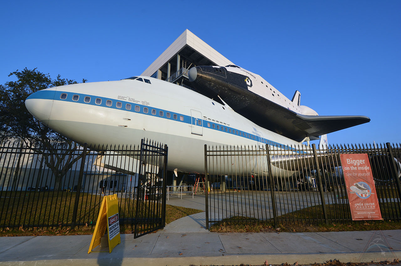 Bigger On the Inside: 1st Look at Houston's New 747-Space Shuttle Exhibit