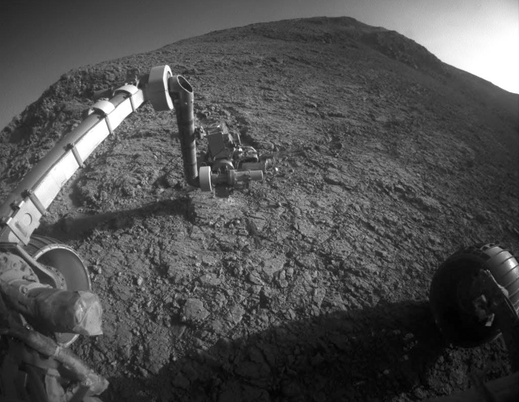 Opportunity Mars Rover Marks 12 Years on Red Planet