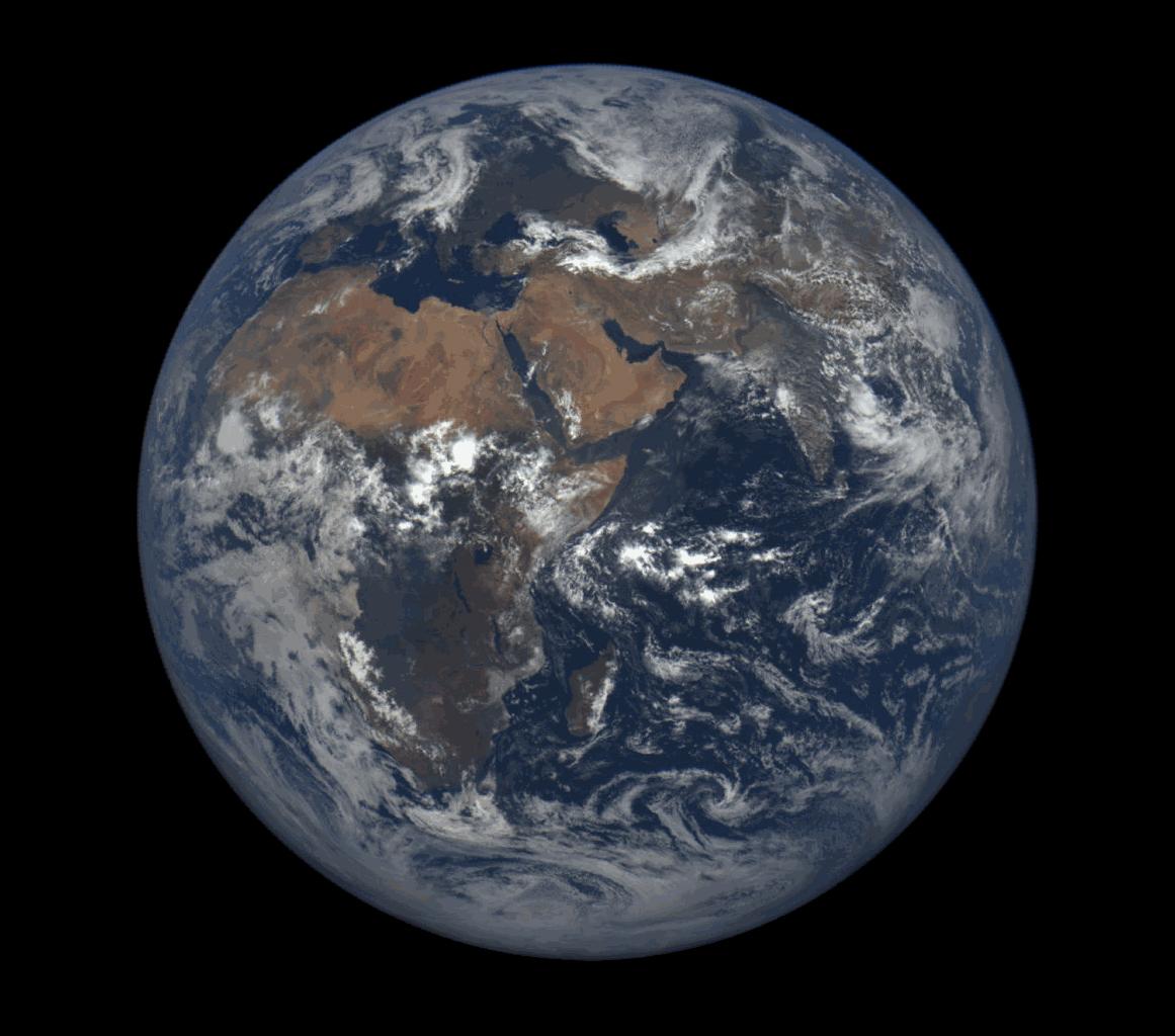 flat earth nasa satellite - photo #23