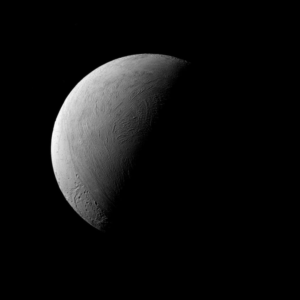 Half Enceladus