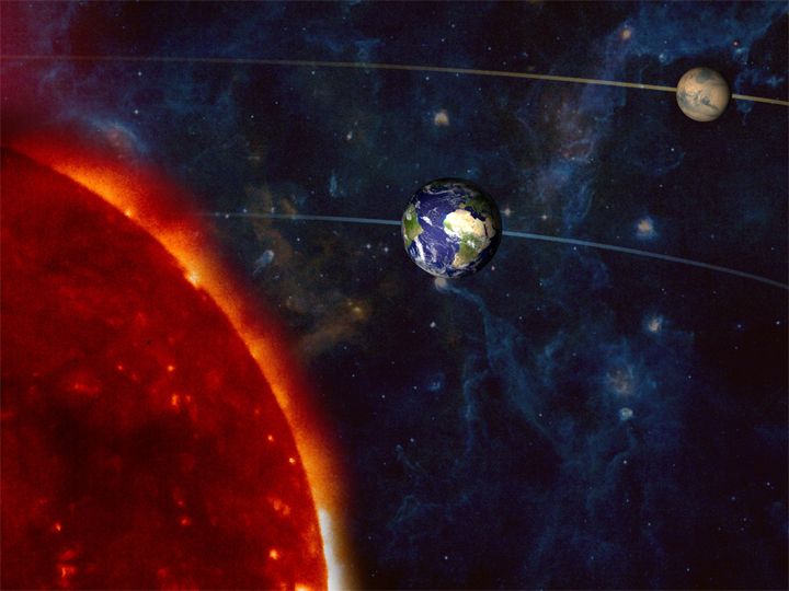 Superbright Mars Arrives This Spring