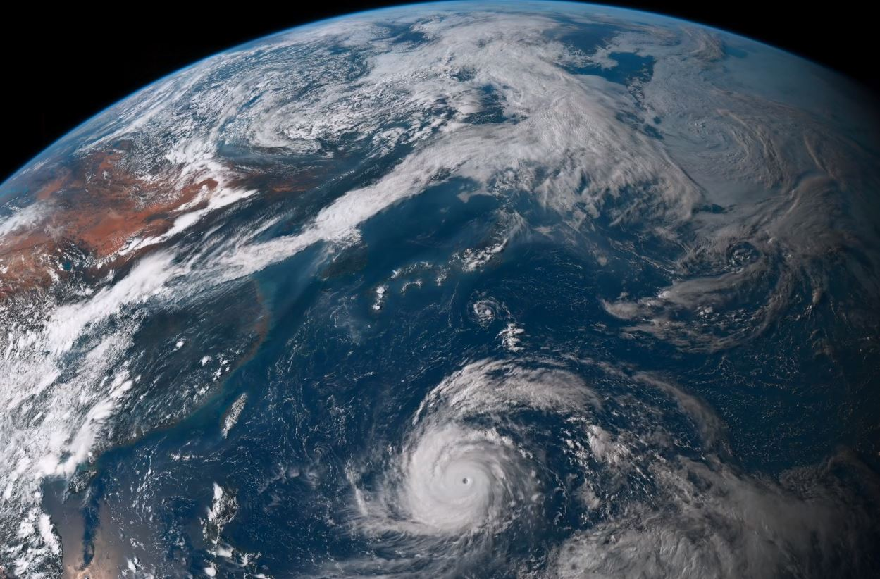 Mesmerizing Satellite Video Captures Magical View of Earth