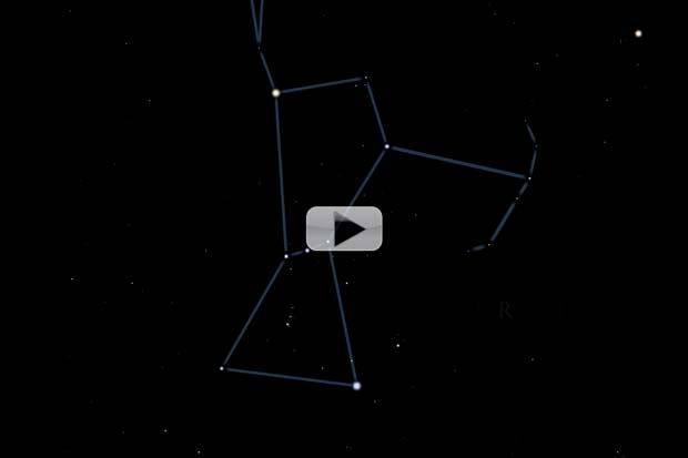 Orion's Jewels Glisten This Winter! | Skywatching Video