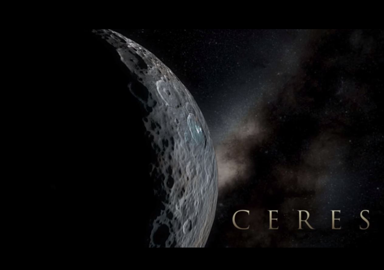 Ceres Video by NASA