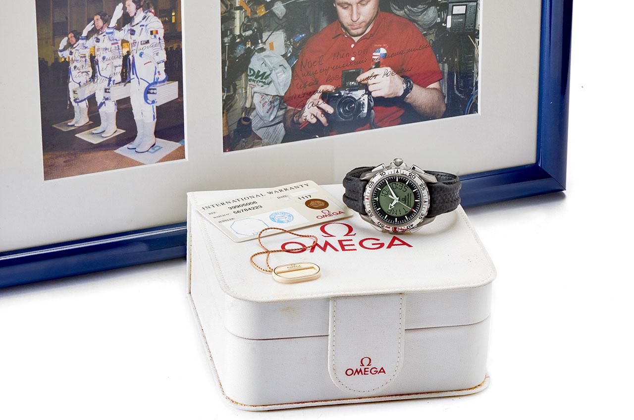 Omega Speedmaster X-33 Chronograph