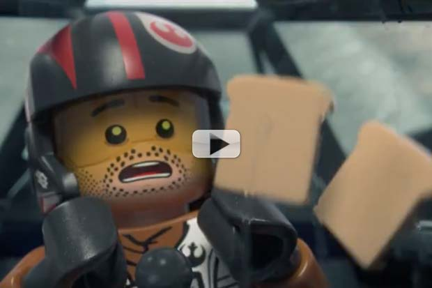 'Star Wars: The Force Awakens' Gets Lego Game Treatment | Trailer