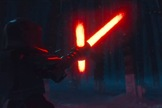 """Screenshot from the trailer for the video game """"Lego Star Wars: The Force Awakens,"""" which will hit stores on June 28, 2016."""