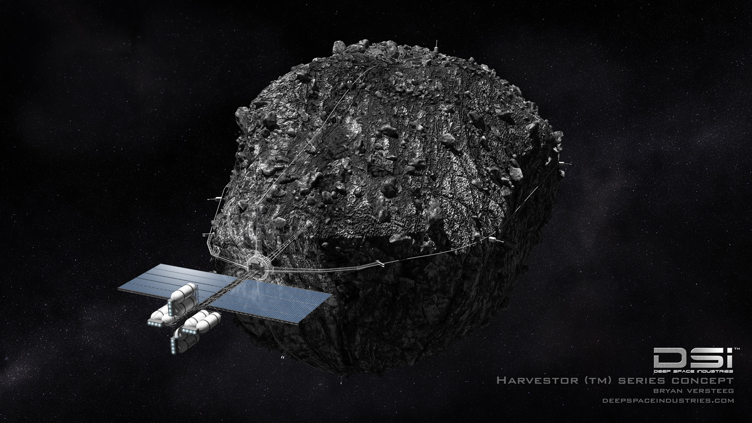 Luxembourg Aims to Jump-Start Asteroid Mining