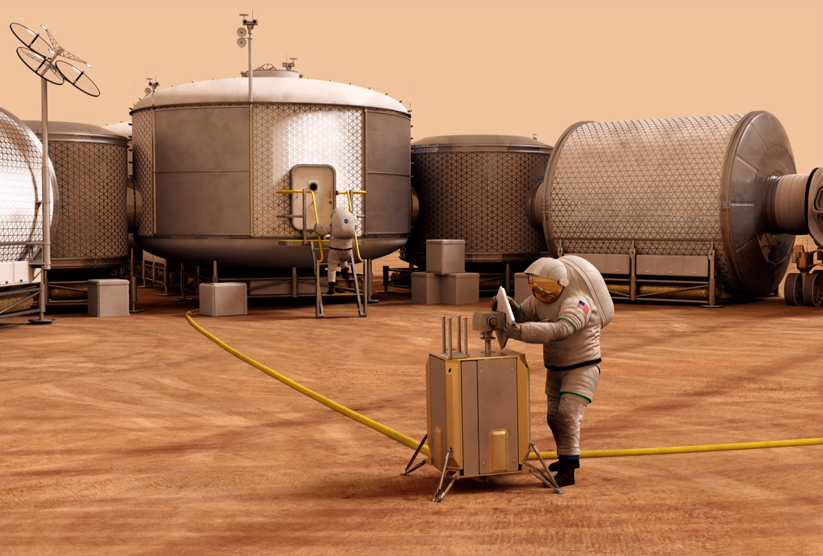 The Moon or Mars? NASA Must Pick 1 Goal for Astronauts, Experts Tell Congress