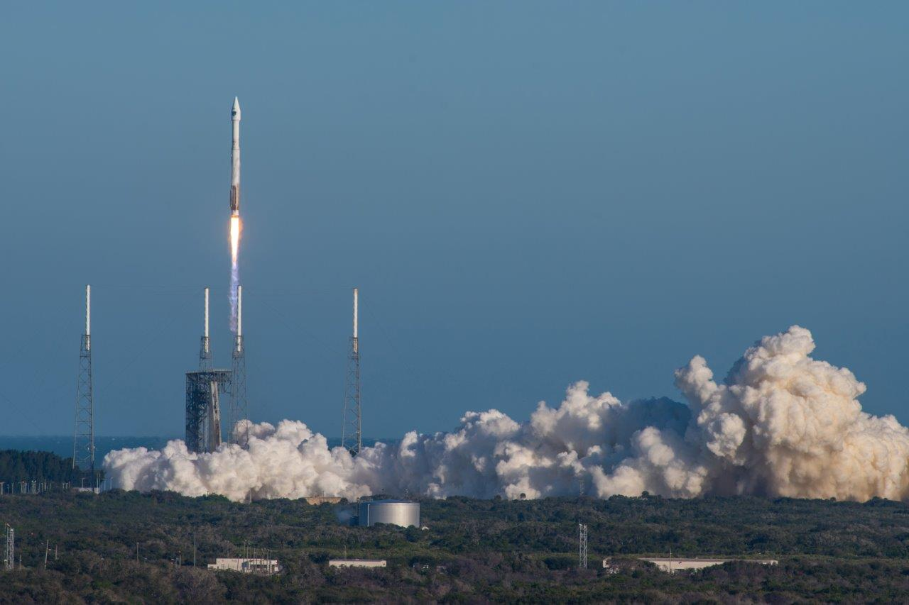 US Air Force Launches GPS Satellite to Complete Navigation Constellation