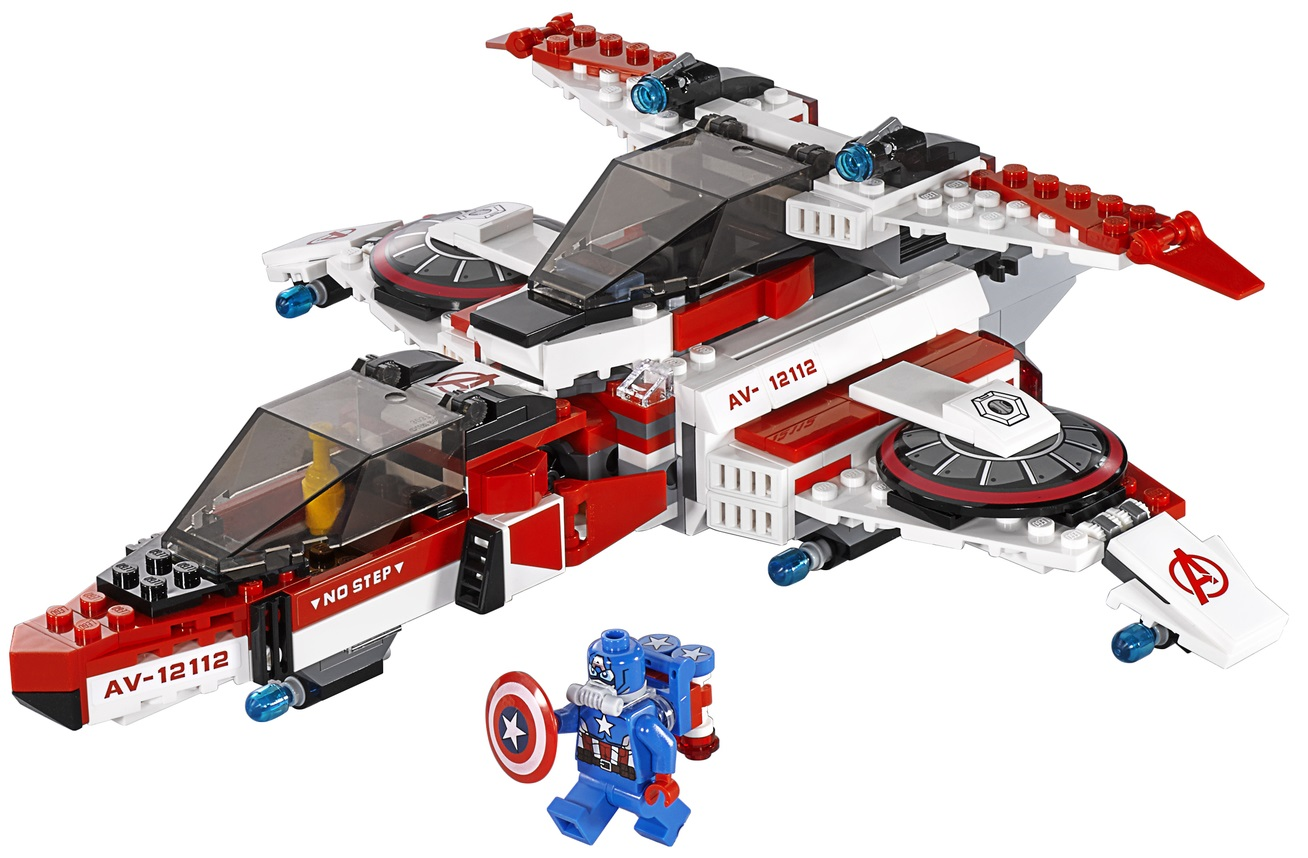 Everything is awesome about these new lego space sets