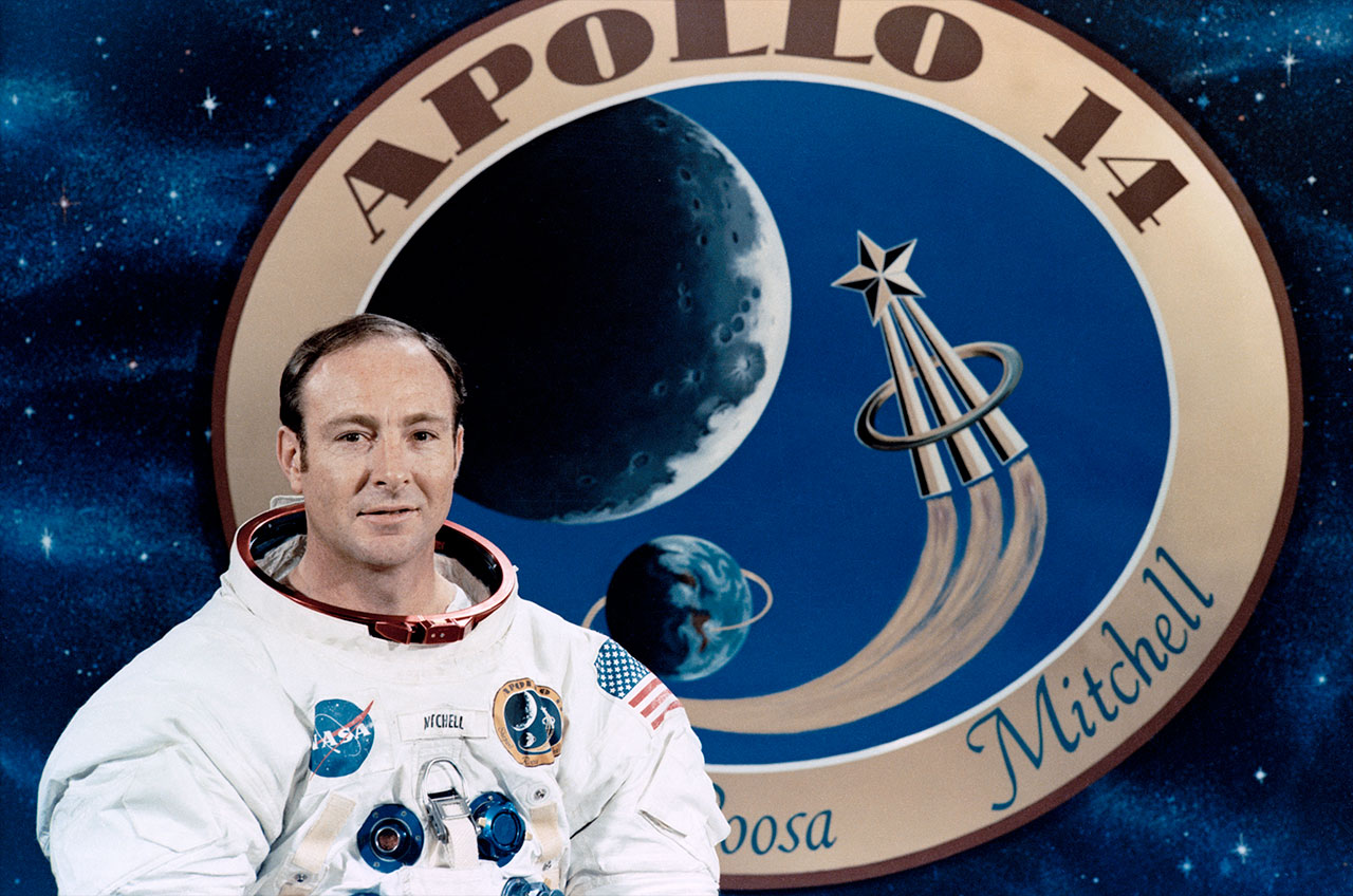 Apollo 14 Moonwalker Edgar Mitchell Remembered by Space Community