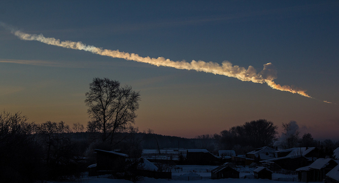 Could a Meteorite Really Have Killed a Bus Driver in India?
