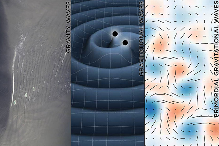 Gravitational Waves vs. Gravity Waves: Know the Difference!