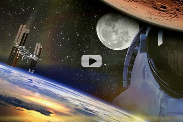 NASA Employees 'Welcome' You To The Space Agency   Video