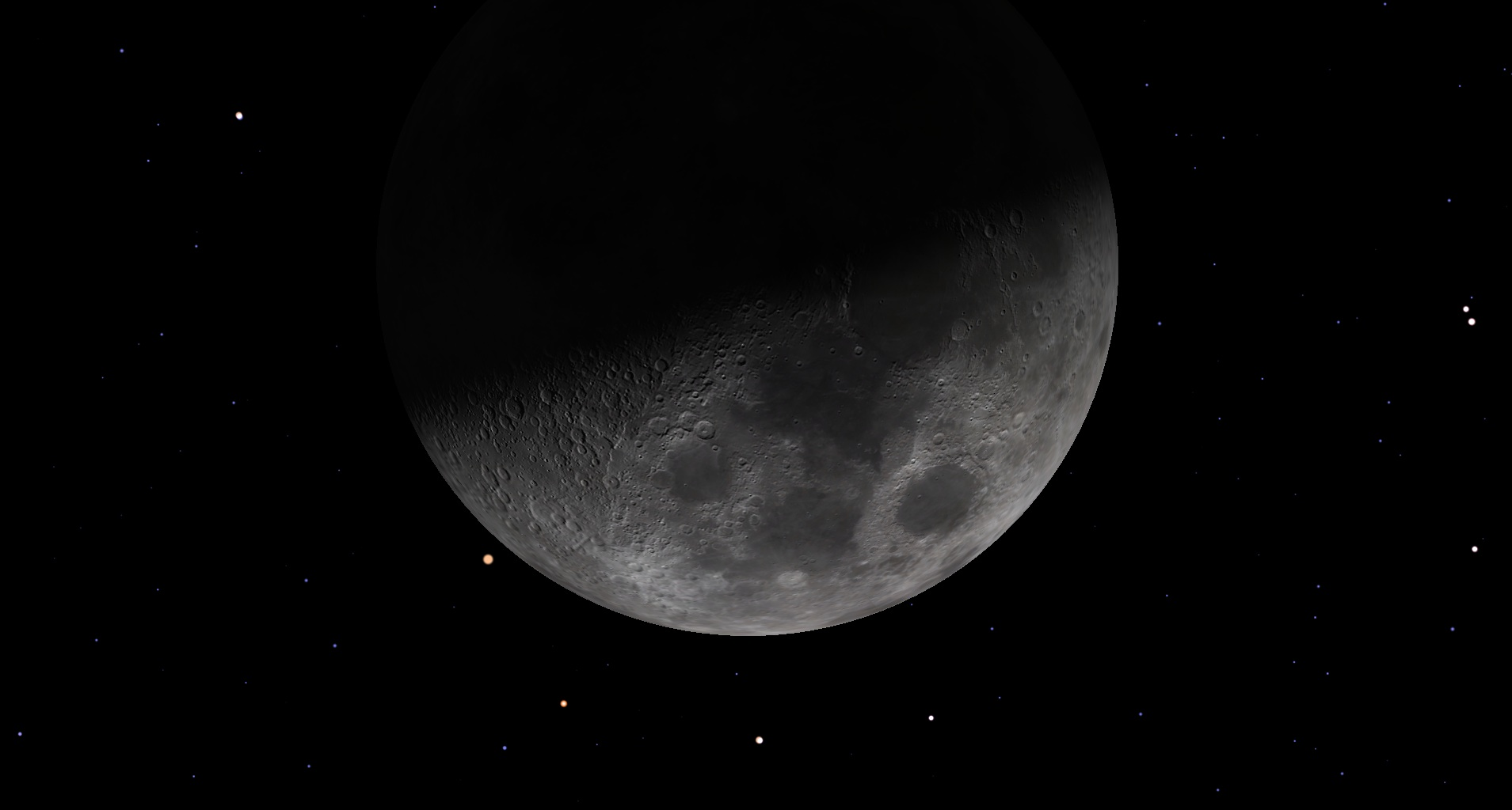 February's Last-Quarter Moon: Why It's Missing