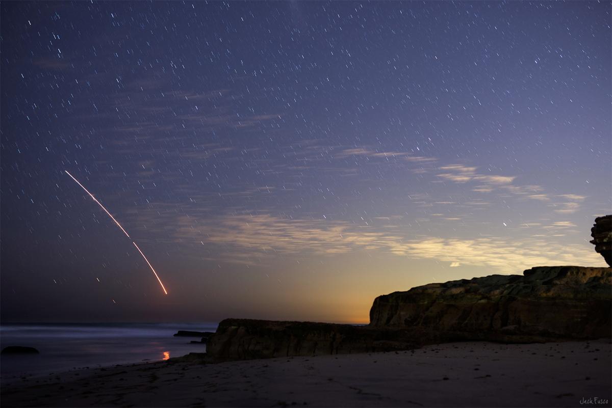 Night Reconnaissance
