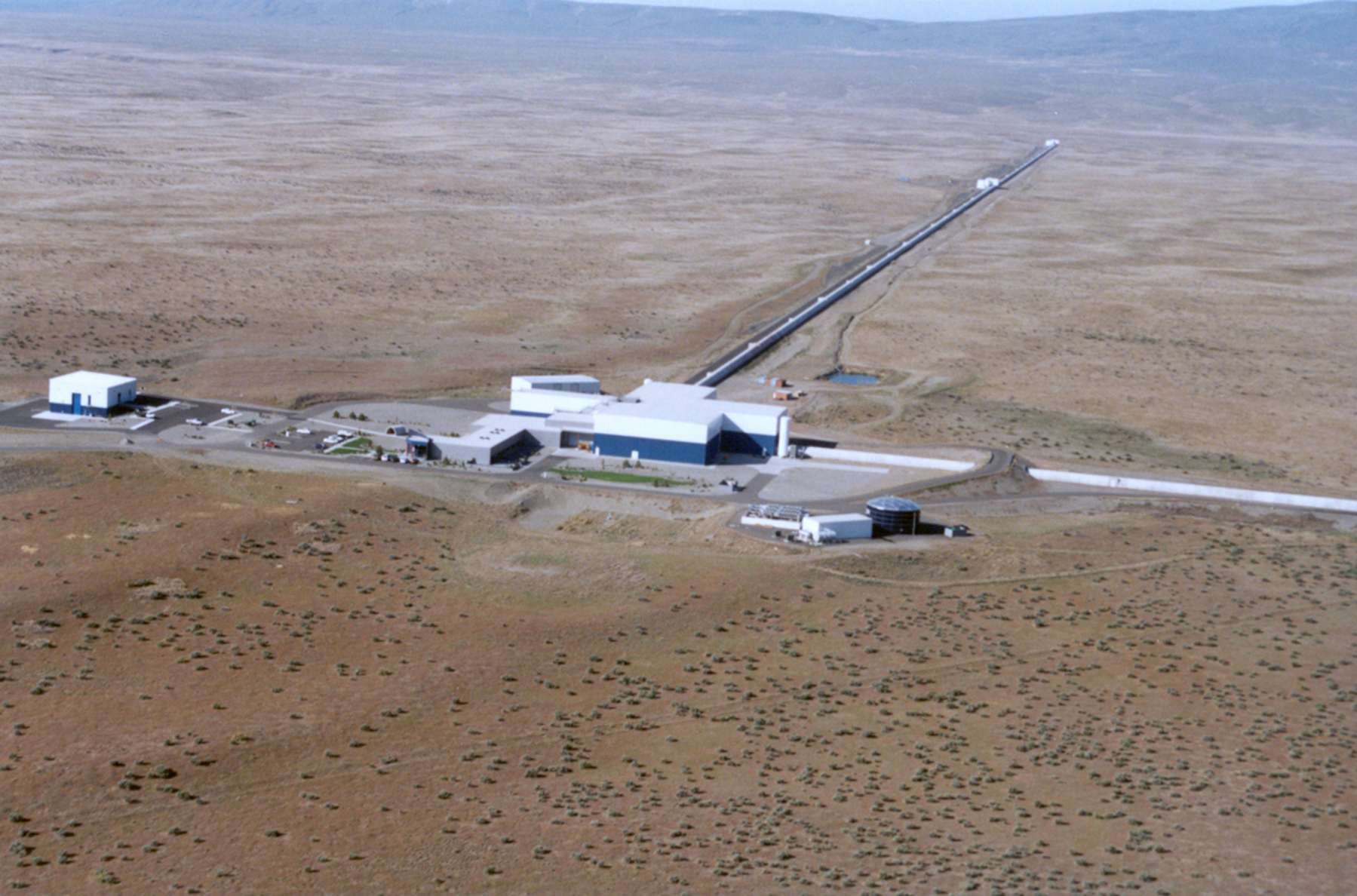 LIGO's Washington Detector