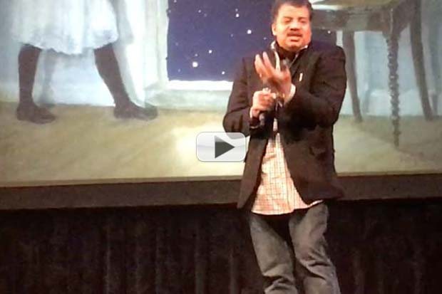 Neil Tyson Reflects On Gravitational Wave Discovery | Raw Video